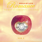 CD Cover design《Songs of Love Romance》
