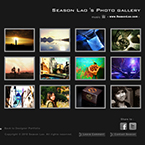 Lao's Photo Gallery site
