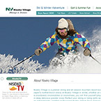 Niseko Village Website